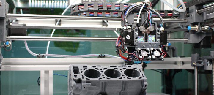 Drukarka 3D – co można nią wydrukować?